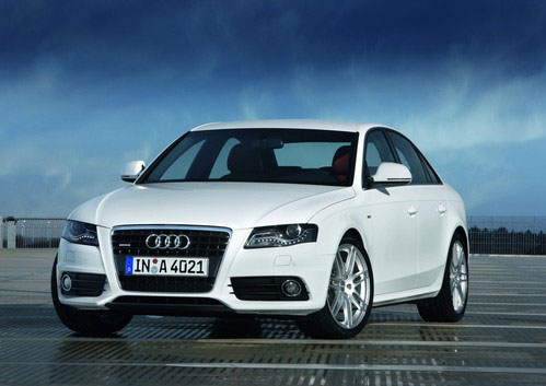 audi a4 2011 blogspotcom. The first A4 and