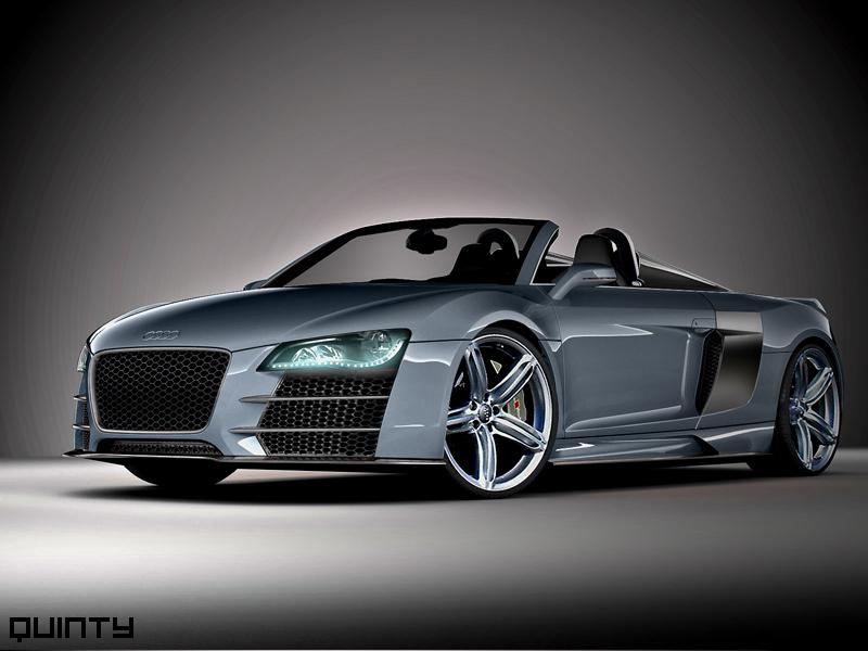 Audi R8 Spyder 2011