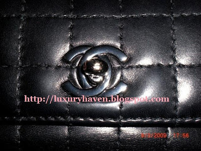 tips to authentic chanel classic flap bag