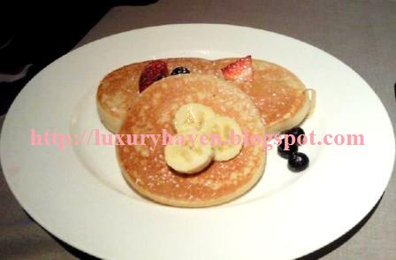 one ninety four seasons hotel pancakes