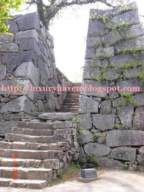 fukuoka castle ruins otemon gate