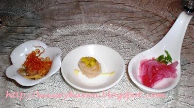 tung lok club chinois orchard hotel amuse bouche