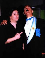 con Jorge Sassi