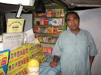 Mas Is, warung jamu asli Gujati, Jl.Nusa Indah V, Perumnas Klender, Jaktim