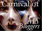 I've been featured on Carnival of MS Bloggers