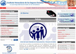 Enlace del Sistema en Linea del IVSS (Cuenta Individual, Pensiones, Informacion General, Servicios)