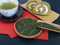 Delicious Japanese green tea and green tea snacks made with Culinary Grade Matcha and Fukamushi Sencha