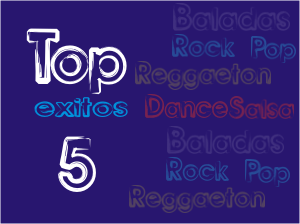 TOP 5 EXITOS