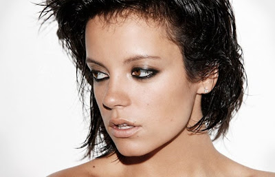 on5t6ygkj Lily Allen On Cover Of GQ UK