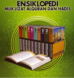 Miliki Juga Buku Terdahsyat Abad ini, Ensiklopedi Mukjizat Al-Qur'an dan Hadits