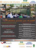 Campeonato absoluto de Madrid de padel 2007