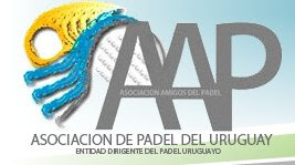 Logotipo Asociación de Pádel de Uruguay