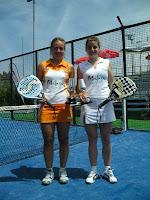 Alejandra Salazar y Carolina Navarro campeonas Internacional de Córdoba