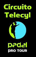 Cartel Telecyl - Padel Pro Tour