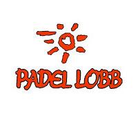 Logotipo de Padel Lobb