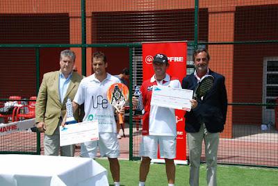 Gattiker y Losada ganadores GAC Padel Galicia