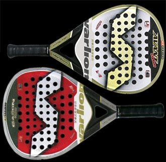 Pala padel Varlion Avant Carbon Hexagon