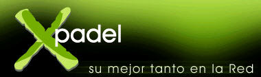 Logotipo de Xpadel.com