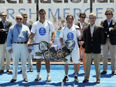 Campeones PPT Madrid 2010