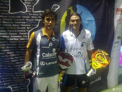 Campeones PPT de Córdoba 2010
