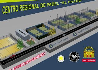 Centro Regional de Pádel de Merida