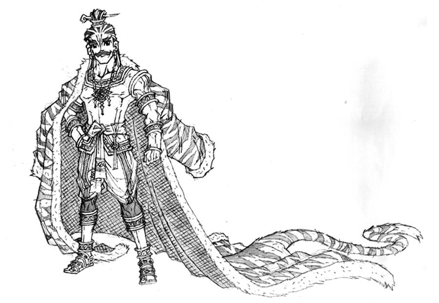 (KING OF THE KING) ราชาธิราช เจ้าเมืองอโยธยา