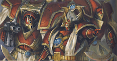 pre-heresy thousand sons veterans