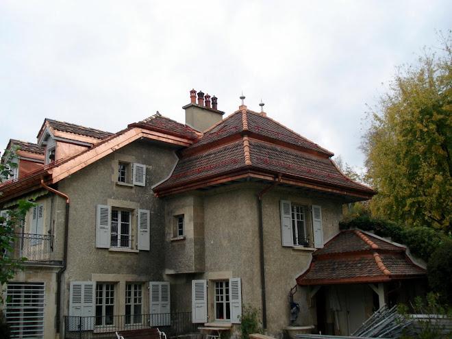 isolation et rénovation complète des toitures