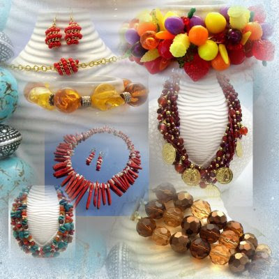 The delicious jewelry delights of S and T Creations