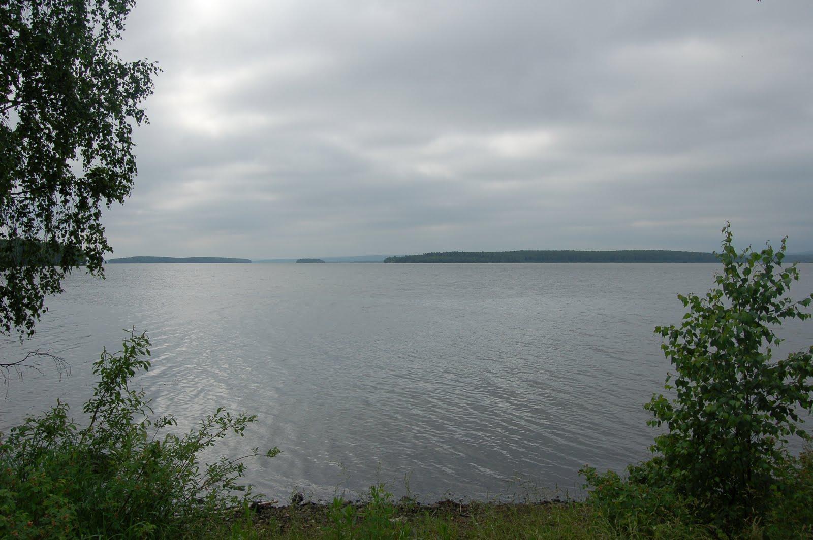 схема проезда на озеро гать