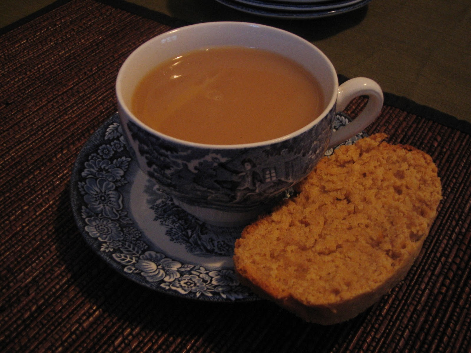 The Past on a Plate: Traditional British Food: Marmalade Teabread