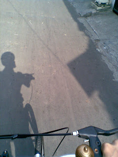 Hello shadow, welcome monday