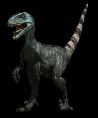 Deinonychus  Jurassic Fight Club Jurassic Fight Club Dromaeosaurus
