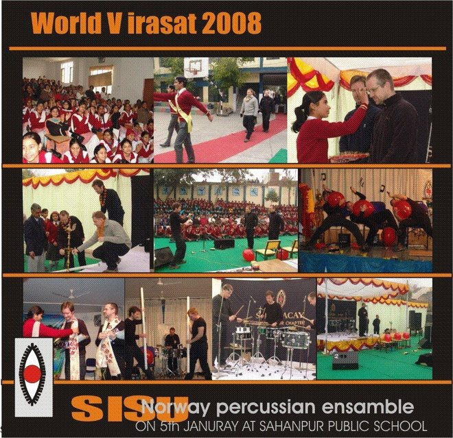 World VIRASAT 2008 Norway Band
