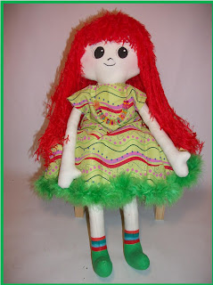 My Rag Doll - Sewing fabric | Knitting yarn | Craft Books