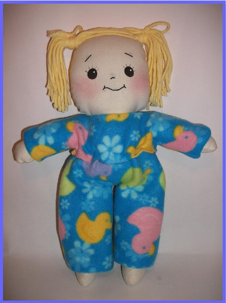 Free Cloth Doll Patterns and Tips @ Cloth Doll Connection