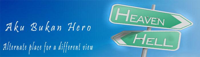 AKU BUKAN HERO