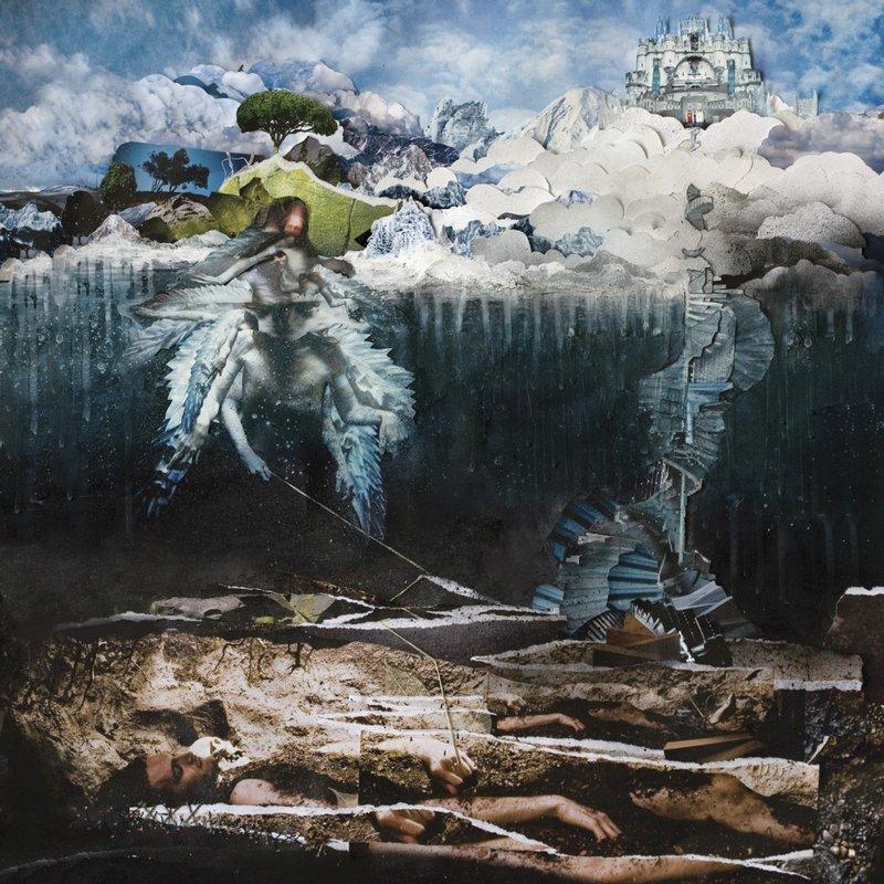 John Frusciante [Discografia, carreira, colaborações, etc.] Johnfrusciante-theempyrean