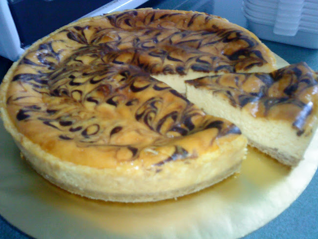 Marble Cheese Cake     1.2kg      RM60.00