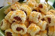 Pineapple Tart 50pcs=RM22.00