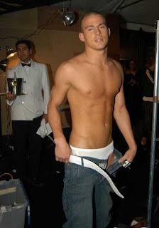 this was channing tatum