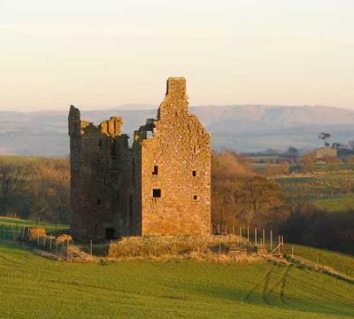 ones a ruin in scotland
