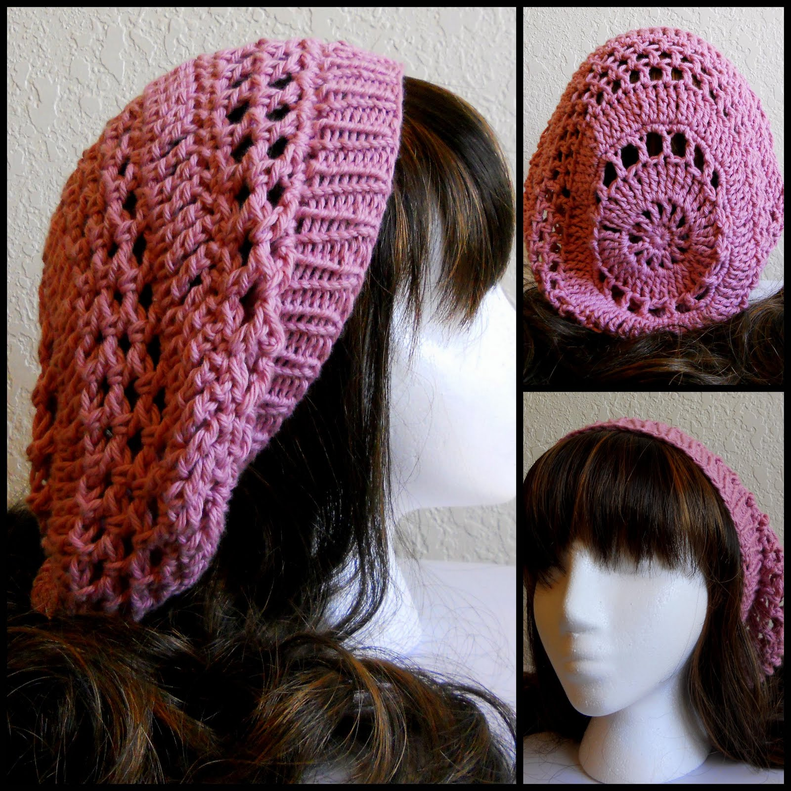 Free Crochet Hat Patterns Nz : The Strange Knitter: Combination Summer Hat