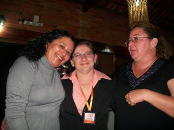 Gorete Serra, Claudia e Conceição Gurgel