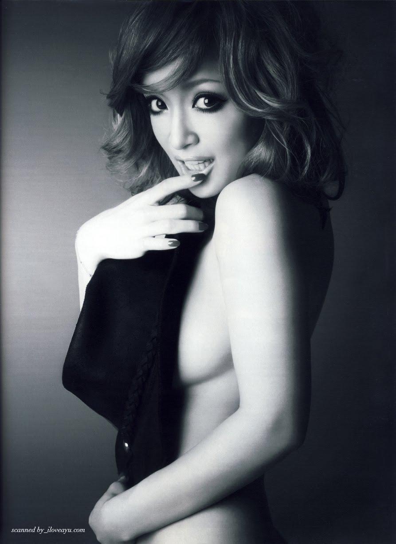 Ayumi Hamasaki Nude