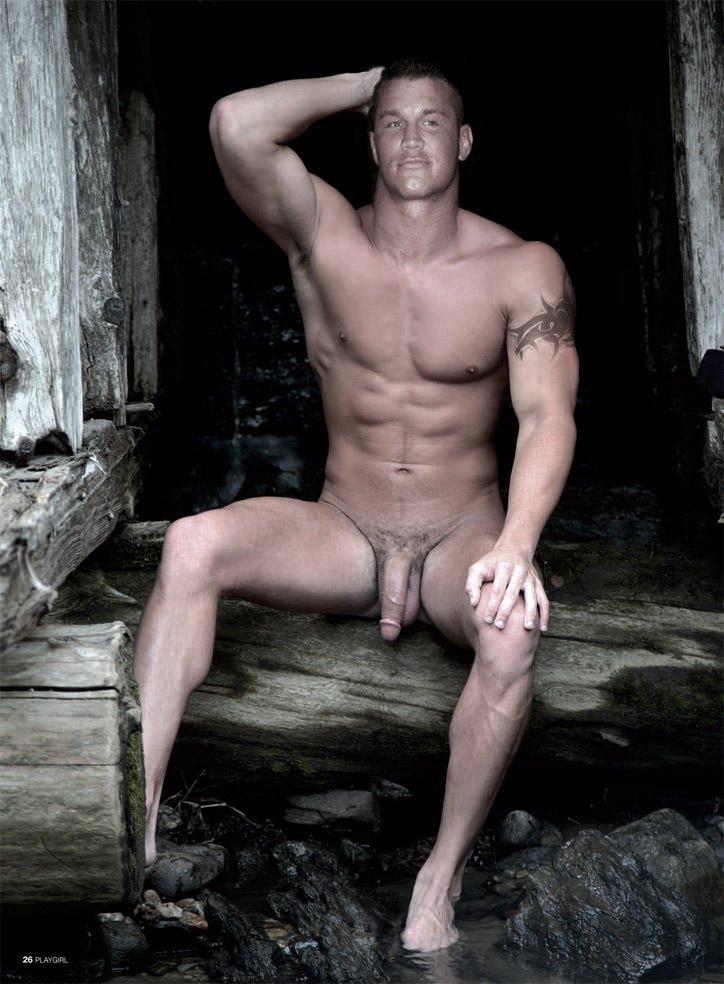 john cena playgirl nude