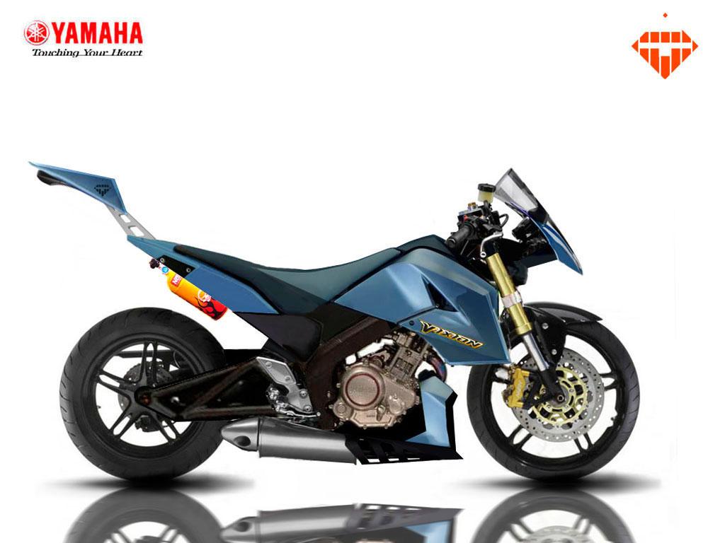 Modif Sepeda Motor Yamaha Mio