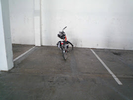 Le cycliste de Royan ne se gêne pas