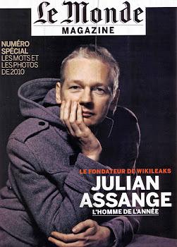 """Facebook versus Wikileaks: """"Le Monde"""" choisit Assange"""