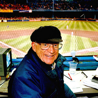 Ernie Harwell Hot Photo